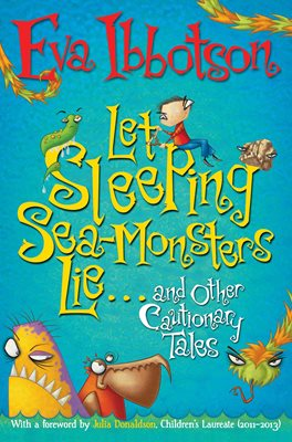 Book cover for Let Sleeping Sea-Monsters Lie